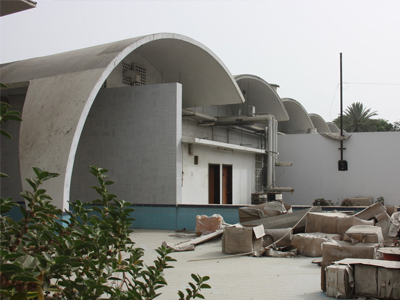 Former U S  Embassy in Pakistan Saved as Heritage Building