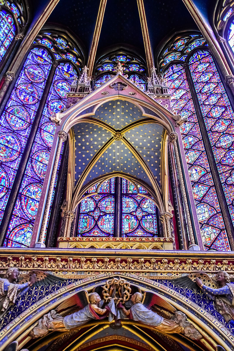 Awe Chitecture And Ornamentation Of Gothic Cathedrals