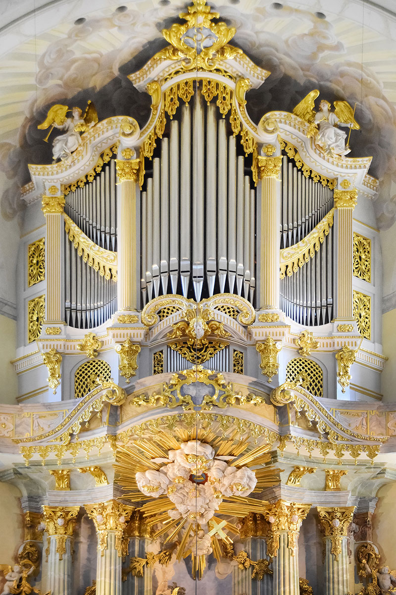 Dresden Cathedral organ