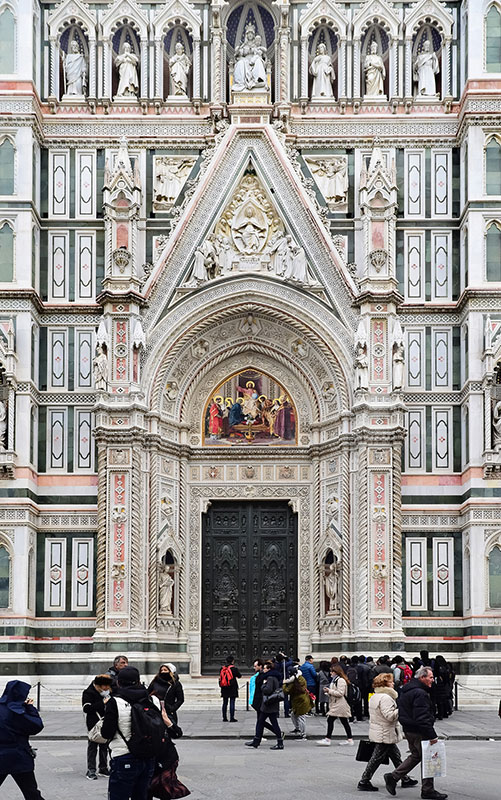 Cathedral del Fiore, Florence