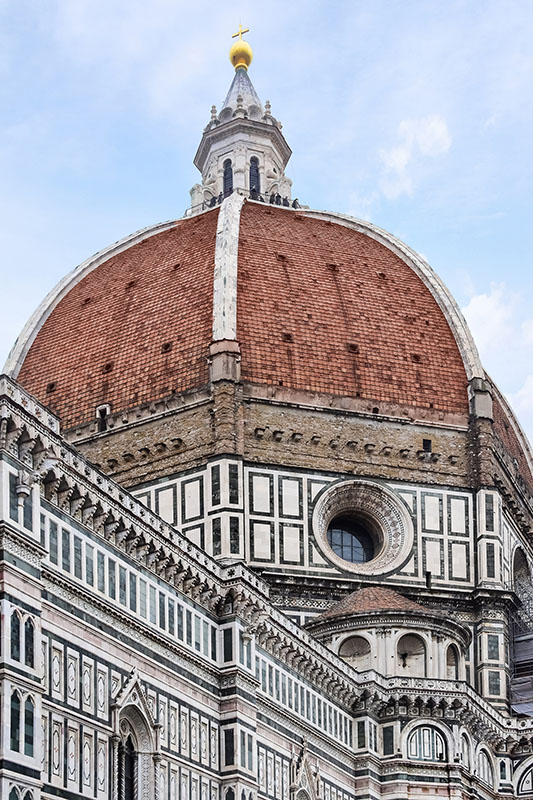 Brunelleschi's Dome of the Florence Cathedral