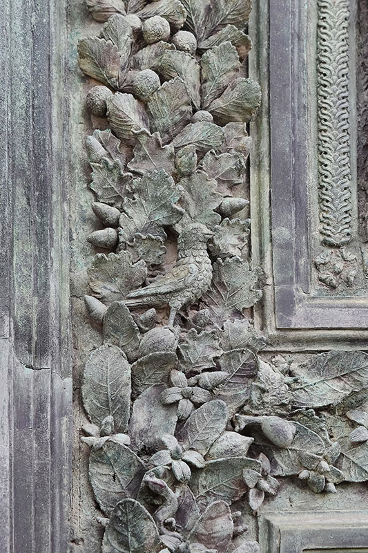 Cathedral of Pisa bronze door
