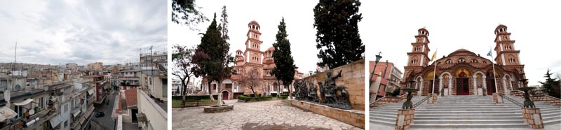 Eastern Orthodox Church, Thessaloniki