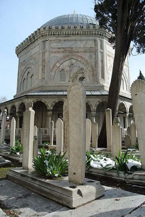 Istanbul: Sultans Mosques and Urban Expansion