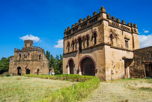 The Medieval City and the Pilgrimage City: Gondar and Lalibela