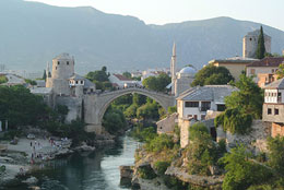 Old Bridge (Stari Most), Mostar