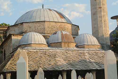 Monuments of Balkan Empires: Ottoman and Habsburg Architecture in