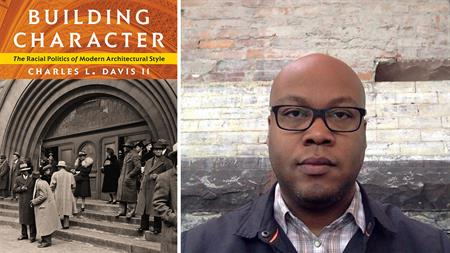 Building Character cover, Charles L. Davis II