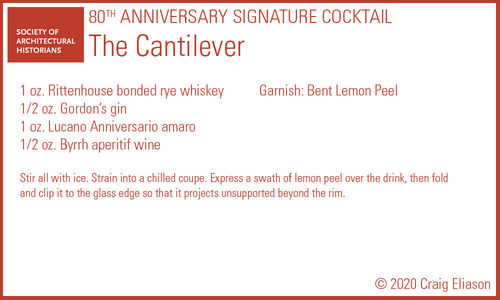 Cantilever Recipe Card