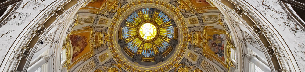 Berlin Cathedral Dome