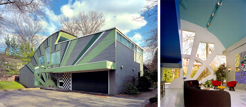 SAH And Docomomo US Issue Joint Statement On The Preservation Of The Abrams  House In Pittsburgh