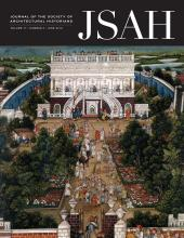 JSAH June 2018 Issue