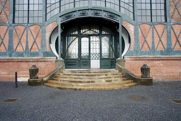 Machine Hall entrance