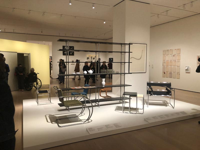 6. Installation view of Design for Modern Life gallery