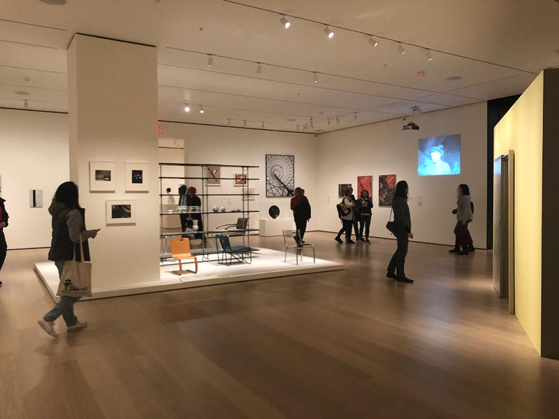 8. Installation view of Design for Modern Life gallery