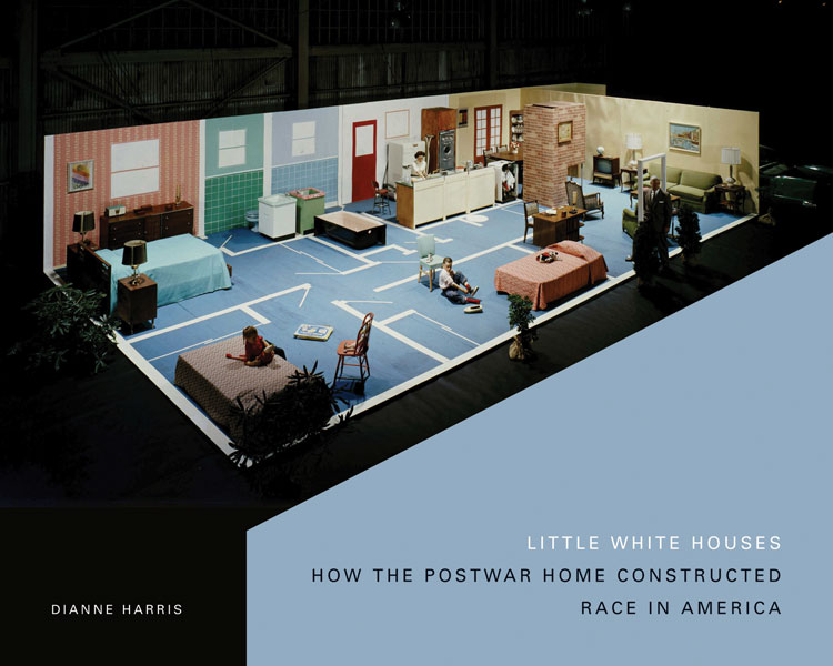 Little White Houses book cover